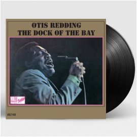 OTIS REDDING - THE DOCK OF THE BAY [180G LP]