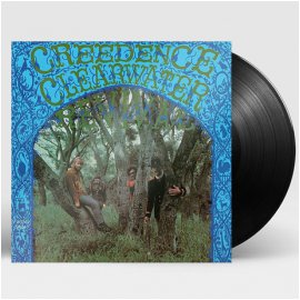 CREEDENCE CLEARWATER REVIVAL(C.C.R) - CREEDENCE CLEARWATER REVIVAL [HALF SPEED MASTERING AT ABBEY RO