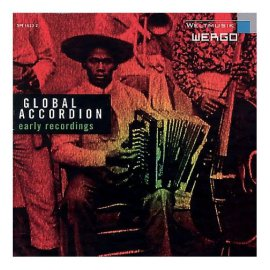 GLOBAL ACCORDION - EARLY RECORDINGS