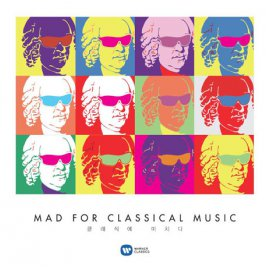 VARIOUS - 클래식에 미치다 [MAD FOR CLASSICAL MUSIC][2CD]*