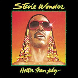 스티비원더(STEVIE WONDER) - HOTTER THAN JULY [REMASTERED][수입]*