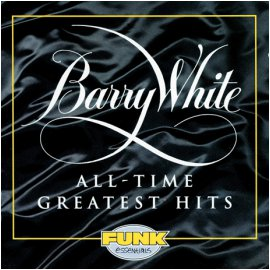 배리 화이트(BARRY WHITE) - ALL-TIME GREATEST HITS[수입]*