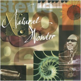 스티비 원더(STEVIE WONDER) - NATURAL WONDER[2CD][수입]*