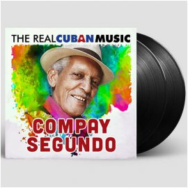 COMPAY SEGUNDO - THE REAL CUBAN MUSIC [REMASTER] [LP][수입]*