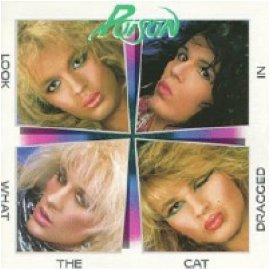 POISON / Look What The Cat Dragged In