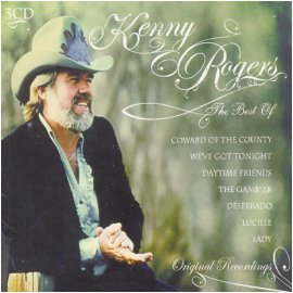 KENNY ROGERS - THE BEST OF KENNY ROGERS*