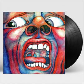 KING CRIMSON - IN THE COURT OF THE CRIMSON KING [200G LP]