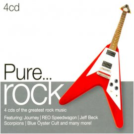 VARIOUS - PURE...ROCK