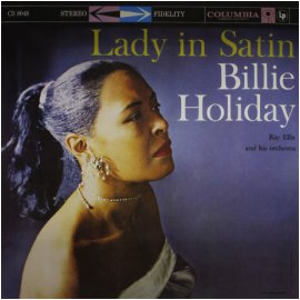 BILLIE HOLIDAY - LADY IN SATIN [LP]*