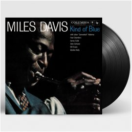 MILES DAVIS - KIND OF BLUE [180G LP]*