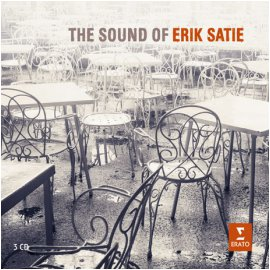 ERIK SATIE - THE SOUND OF ERIK SATIE