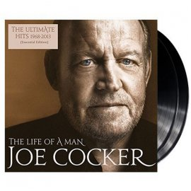 JOE COCKER - THE LIFE OF A MAN: THE ULTIMATE HITS 1968-2013 [ESSENTIAL EDITION] [LP]