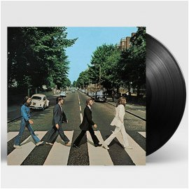 BEATLES - ABBEY ROAD [ANNIVERSARY EDITION] [180G LP]