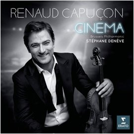 RENAUD CAPUCON - CINEMA/ STEPHANE DENEVE