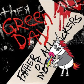 GREEN DAY - FATHER OF ALL...*