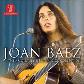 JOAN BAEZ - THE ABSOLUTELY ESSENTIAL [3CD]