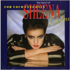 SHEENA EASTON / FOR YOUR EYES ONLY