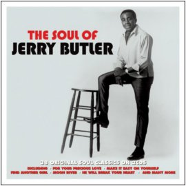 JERRY BUTLER - THE SOUL OF JERRY BUTLER [2CD]